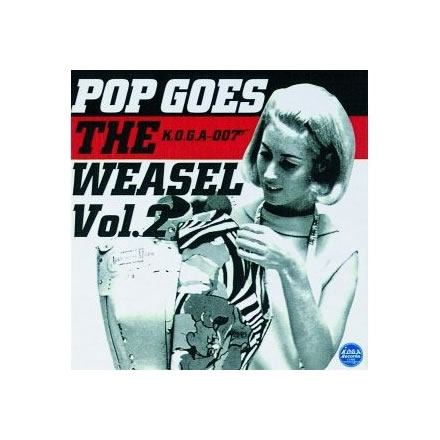 POP GOES THE WEASEL vol.2/デキシー ド ザ エモンズ (Dixied The Emons)他【CD】
